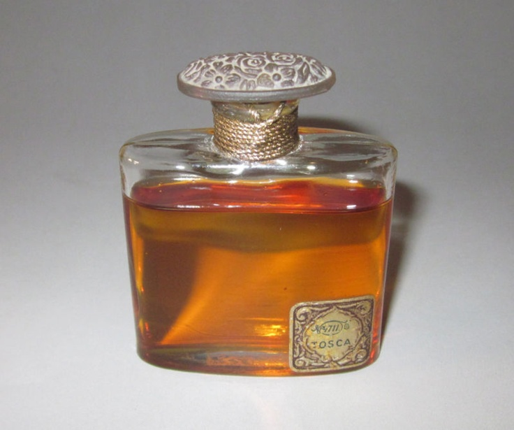 Rare Vintage (unused) Rene R Lalique 4711 'Tosca' perfume bottle from Germany 1920 | eBay