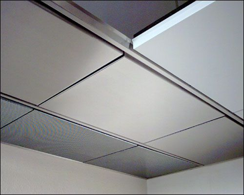 Delicieux How To Reduce Noise Use Gypsum Board Ceiling