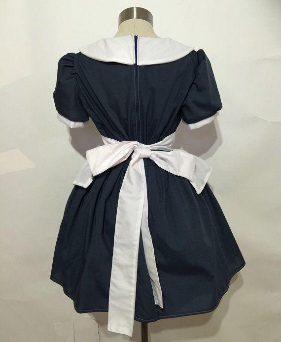 Robe de Cosplay de petite soeur BioShock par skycreation sur Etsy