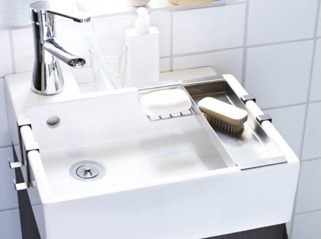 30 best Salle de bain images on Pinterest Bathroom, Bath tiles and - lavabo retro salle de bain
