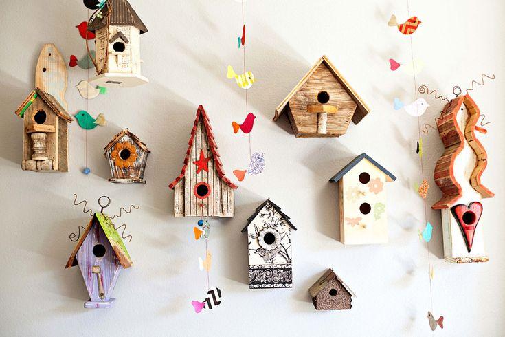 Gender Neutral Bird Themed Nursery