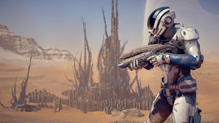 New Trailer and Details Emerge for Mass Effect Andromeda