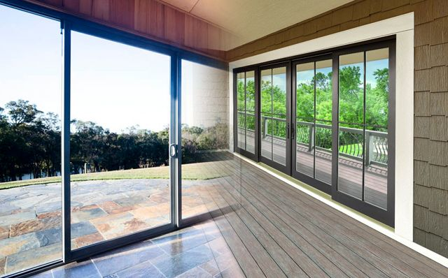 Add Functionality to Your Home with Double Glazed Sliding Doors  #DoubleGlazed sliding doors #double glazed doors #Tilt and turn window