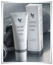 Aloe MSM Gel | Forever Living Products #SkinCare #BodySkinCare #AloeVera #ForeverLivingProducts