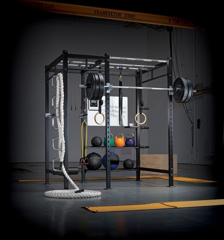 Best fitness racks and rigs garage gym images on