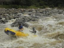 River Rafting and Abseiling - Blyde Canyon Adventure Centre. We offer white-water rafting and tubing on the Olifants River. Other activities are paintball, quad-bike trails, abseiling and kloofing, hot-air balloon flights and microlight flights.