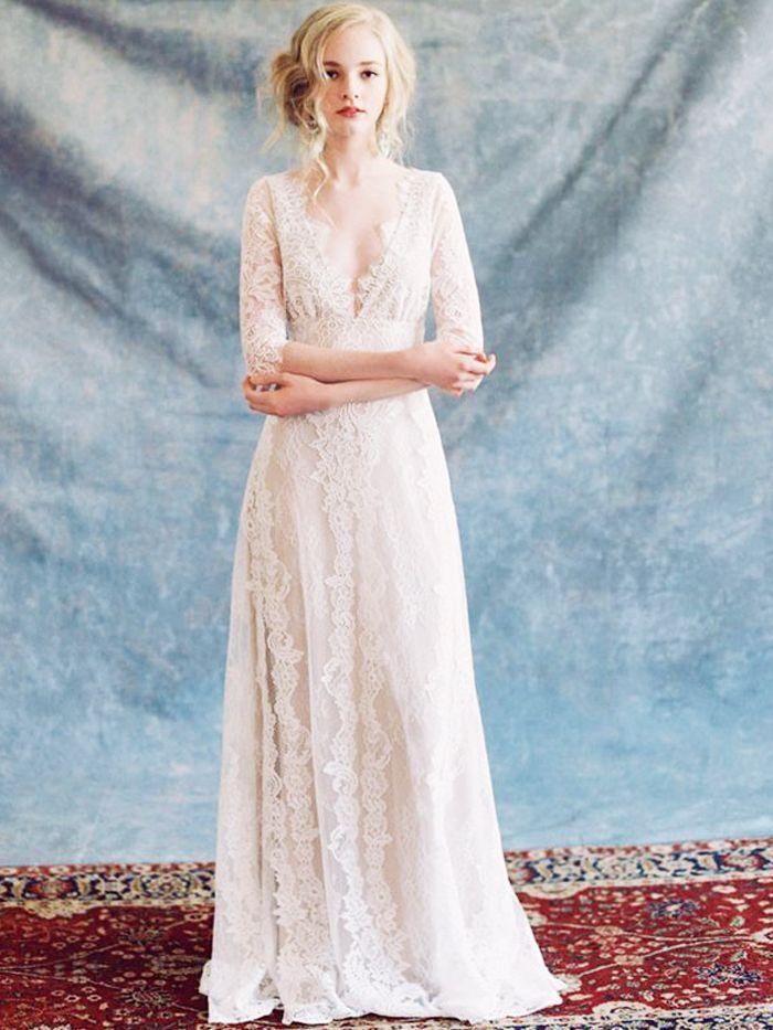 The 21 best Wedding dress images on Pinterest | Wedding frocks ...