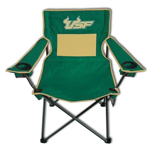 South Florida Bulls NCAA Ultimate Adult Monster Mesh Tailgate Chair (RIV-RV366-1100)