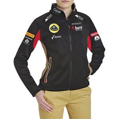 #Jacket ladies formula one 1 lotus f1 team new #softshell #fleece 2013 kimi,  View more on the LINK: 	http://www.zeppy.io/product/gb/2/122087588347/