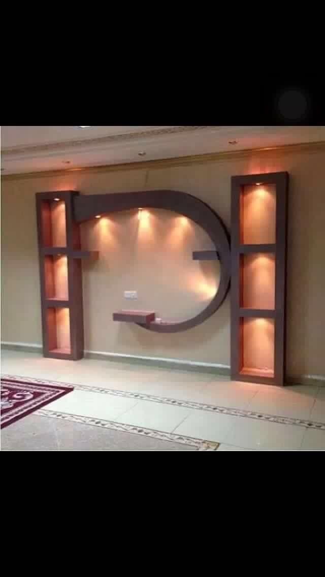 Tv Design Nova Gypsum Decoration Is The Best Interior Company In Dhaka