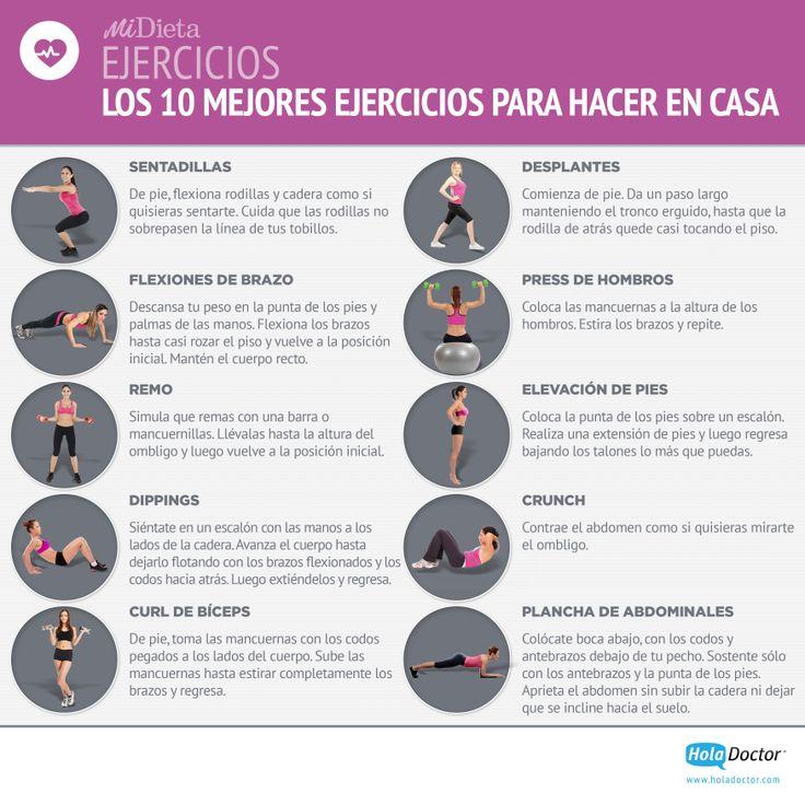 Planes de ejercicio para bajar de peso