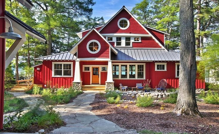 Make sure a poor window rating isn't costing you money. MAC Custom Homes --This house is just so cheerful looking