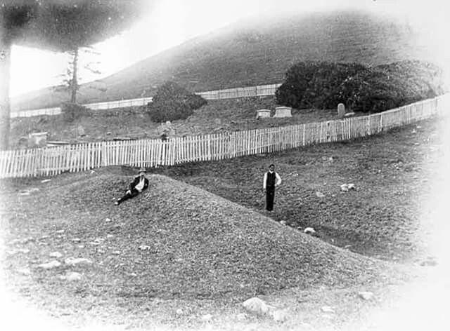 Murders Mound Norfolk Island