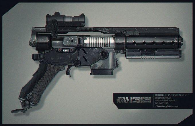 GM_Star_Wars_1313_Concept_Art_Mentor_Blaster