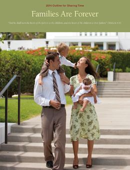 Church Announces 2014 Curriculum - Church News and Events, Primary theme - Families are Forever