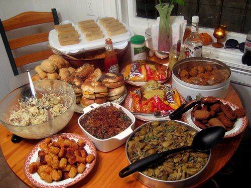 Redneck Christmas Party Food Ideas