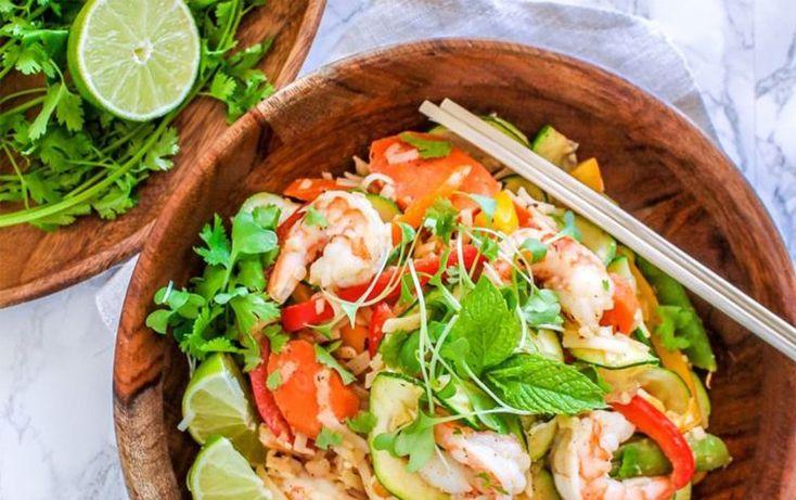 Shrimp Stir-Fry With Ginger Broccoli | Recipe