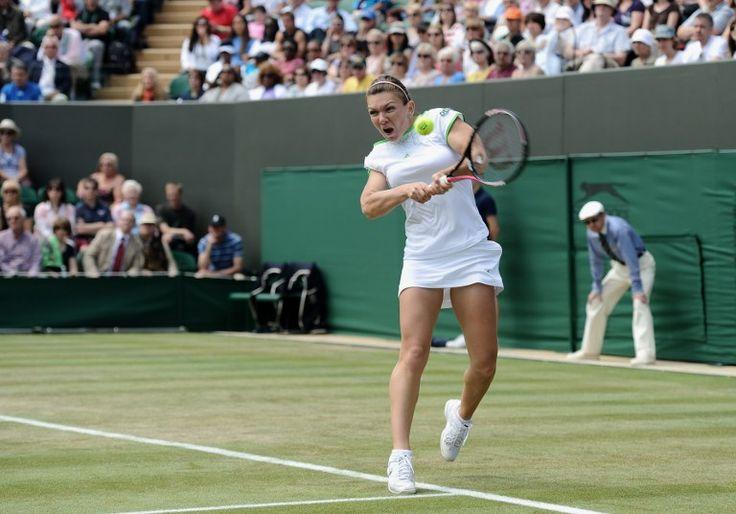 **Simona Halep,** cap de serie numărul 3 la Wimbledon.