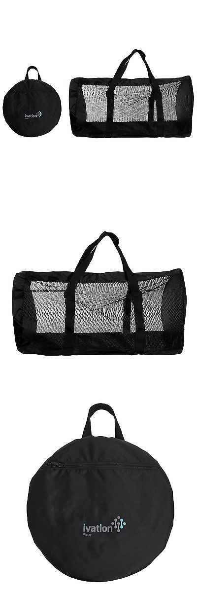 Gear Bags 29576: Dive Bag - Foldable Duffel Dive Bag - Compact, Durable Mesh Duffel Bag Features -> BUY IT NOW ONLY: $35.07 on eBay!