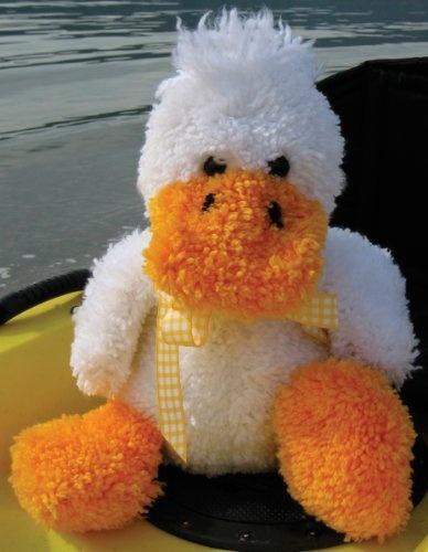 Huggables Animal Duck Latch Hook
