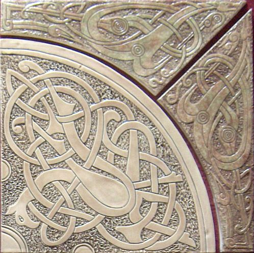 17 Best Images About Celtic Wood Carving On Pinterest