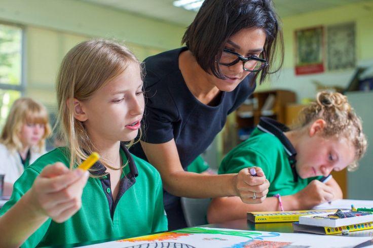 Erwartungen an Schule: Lehrer sind keine Sozialarbeiter (D)