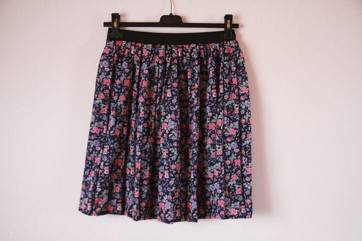 Catwalk: Szyjemy!- spódnica z sukienki
