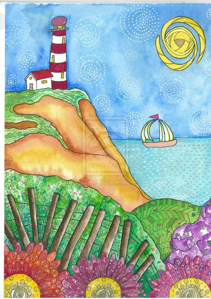 LightHouse by cold-memory on DeviantArt