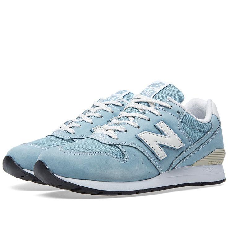 new balance blanche et bleu