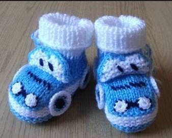 автомобиль модель пример детские носки