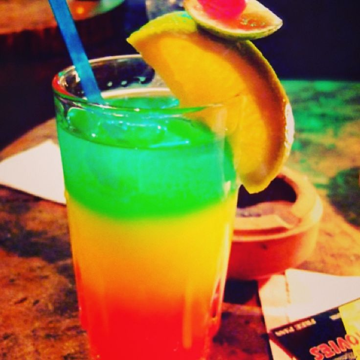 The Bob Marley drink