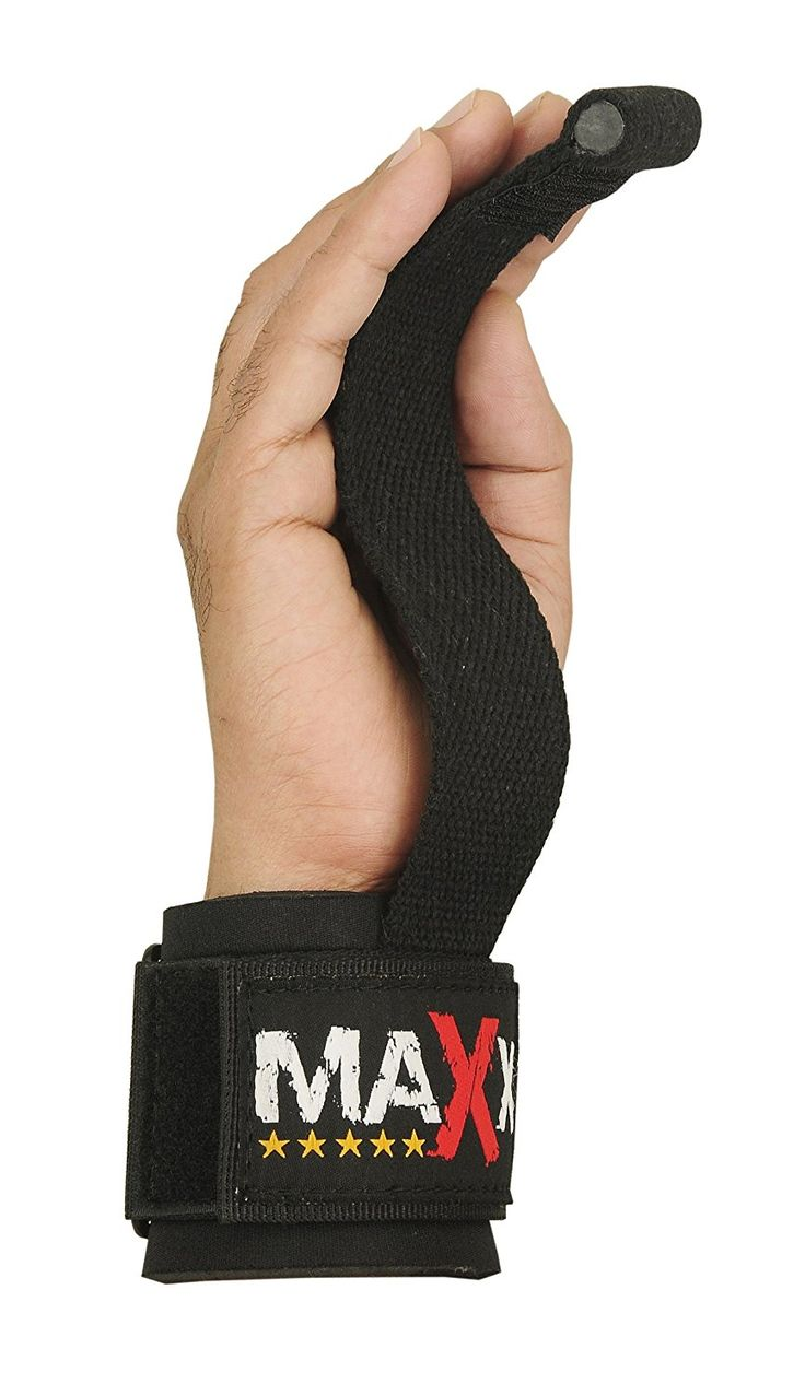 Abdominal straps crunch weight lifting door hanging gym chinning - 7cm Wide Neoprene Padded Weightlifting Gym Straps Body Building Newmarts Sports