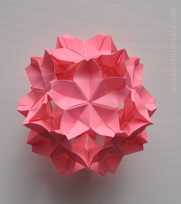 17 Best ideas about Origami Ball on Pinterest | Origami ... - photo#19