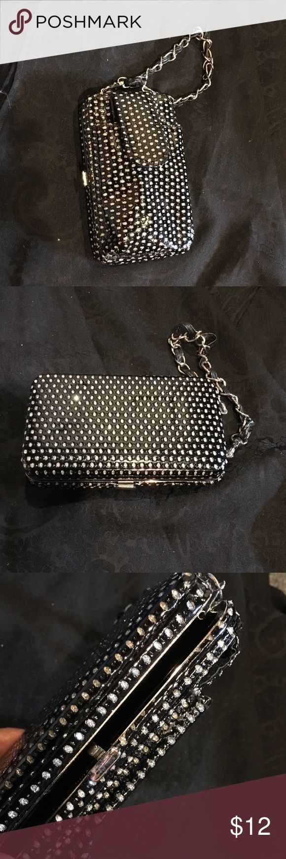 Jcp Credit Center Login - Maurice s clutch this clutch sparkles with cz diamonds the front holds cell phone and it
