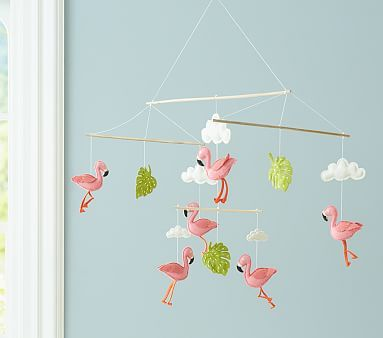 Flamingo Mobile #pbkids $59