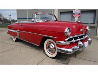 1954 Chevrolet Bel Air For Sale in Davenport, Iowa | ClassicCars.com (CC-409254)