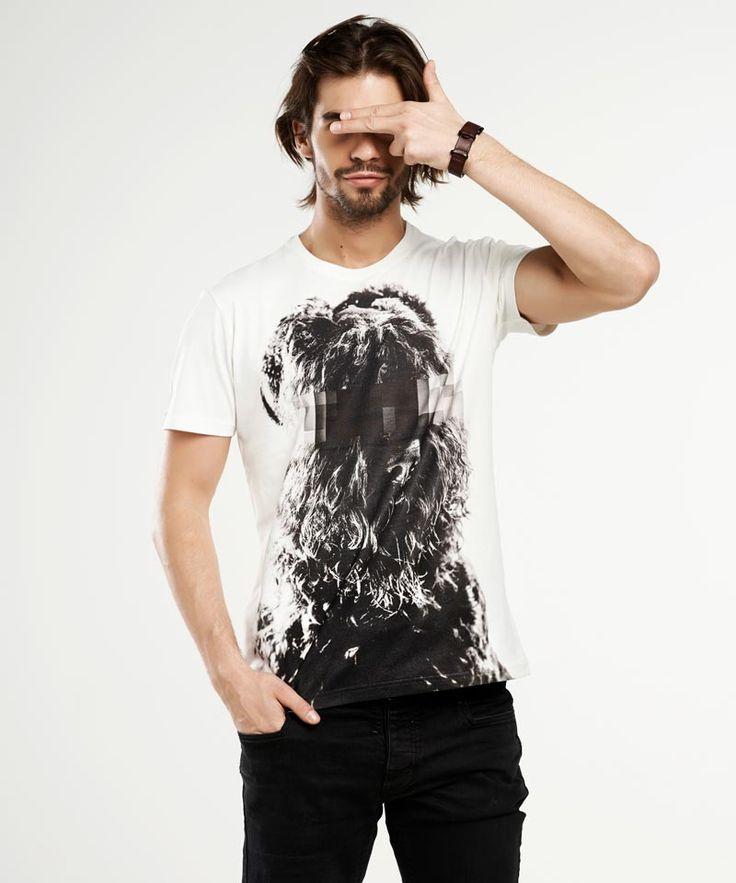 Russian Terrier men's t-shirt