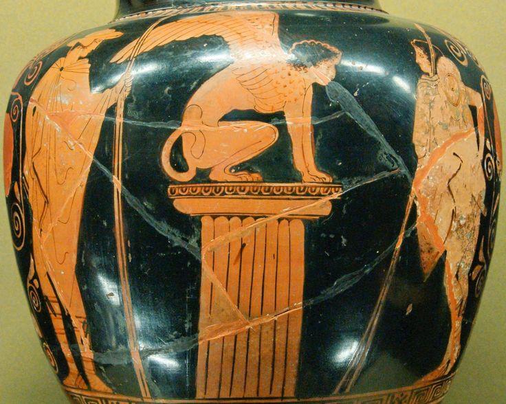 Oedipus_Sphinx_Louvre
