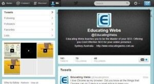 SEO tips to use Twitter http://www.educatingwebs.com.au/twitter-seo-tips/#