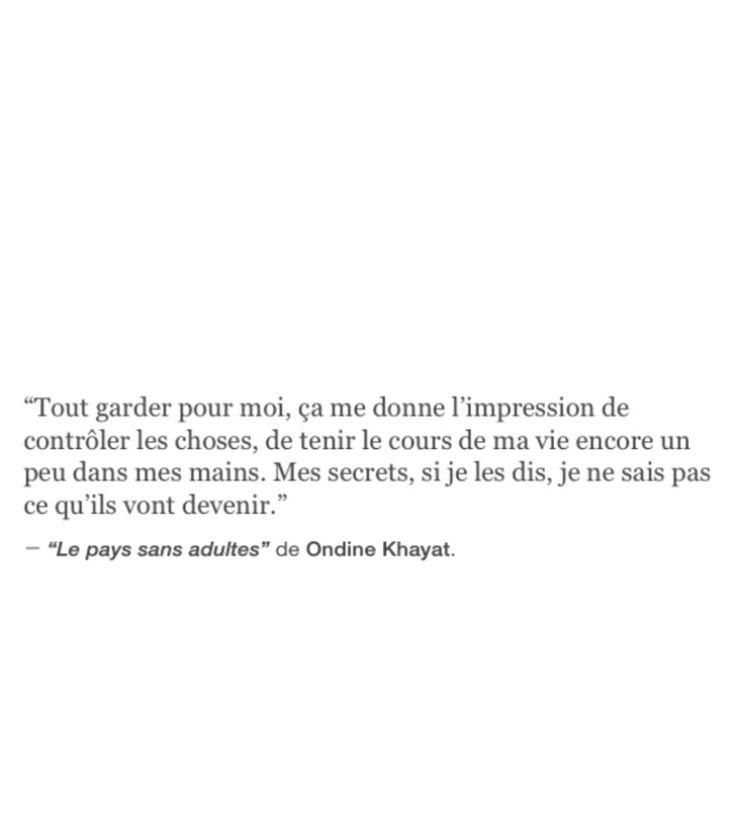 """Mémo : """"Le pays sans adulte"""""""