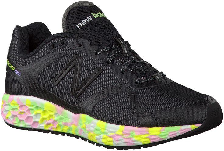 Zwarte New Balance Sneakers W980