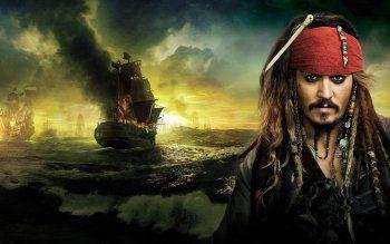 Hd Wallpaper Hintergrund Id487337 Jack Sparrow