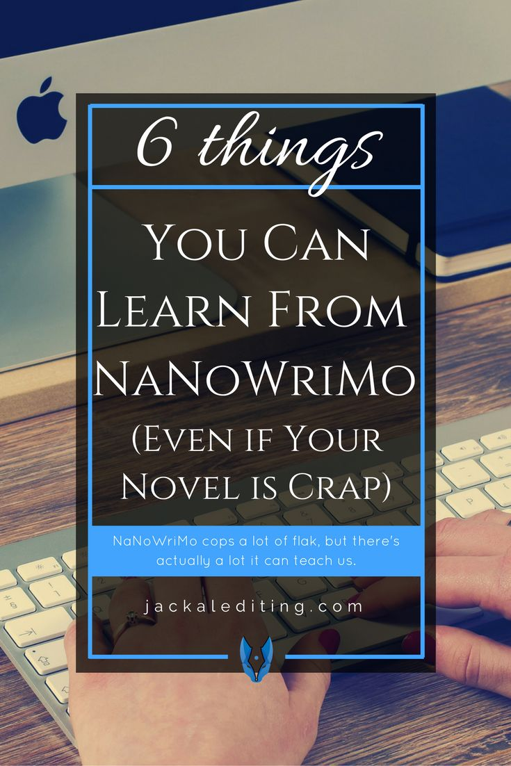 national novel writing month National novel writing month, also known as nanowrimo, is an annual online-based project in which participants are challenged to write a 50,000 word novel during the month of november.