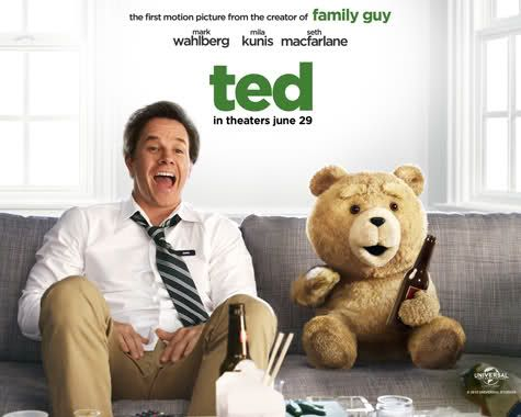 This Movie was a blast. Couldn't stop laughing. I can relate to that Teddy Bear HAHA.