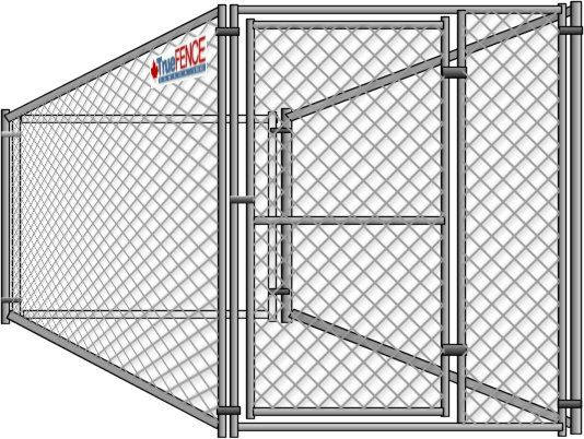 Buying Guide For Chain Link Dog Kennels:Pictures of Dogs and All ...