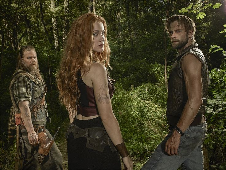 Images from Season One of Outsiders on WGN America