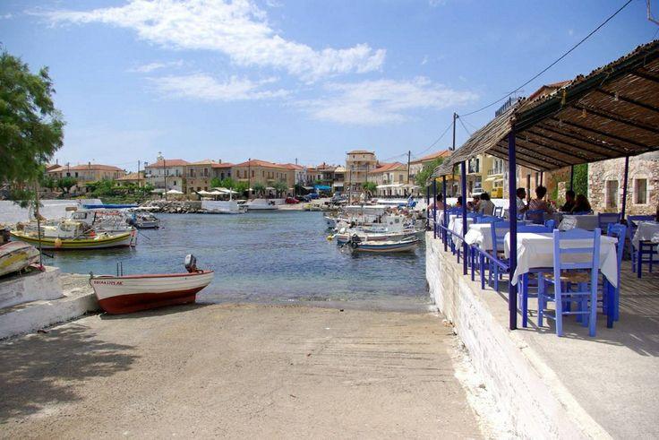 Agios Nikolaos, Mani, Peloponnese