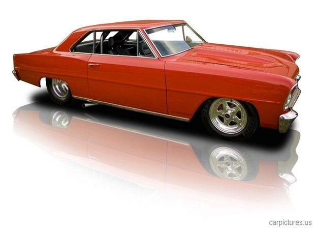 1966 Chevrolet Nova 350 Dual Quad V8 Pro Street