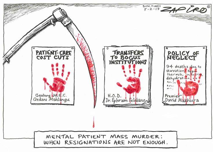 Mental Patient Mass Murder
