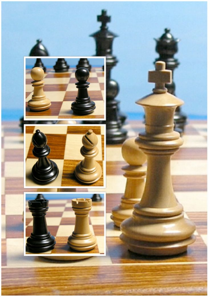 A beautiful solid wooden handcrafted chess set in ebonised wood. A 3.5 inch King designed to take a smaller board and less space whilst feeding your mind. M2044. ChessBaron.co.uk
